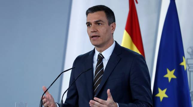 تسوية شاملة أوضاع المهاجرين إسبانيا رئيس الحكومة