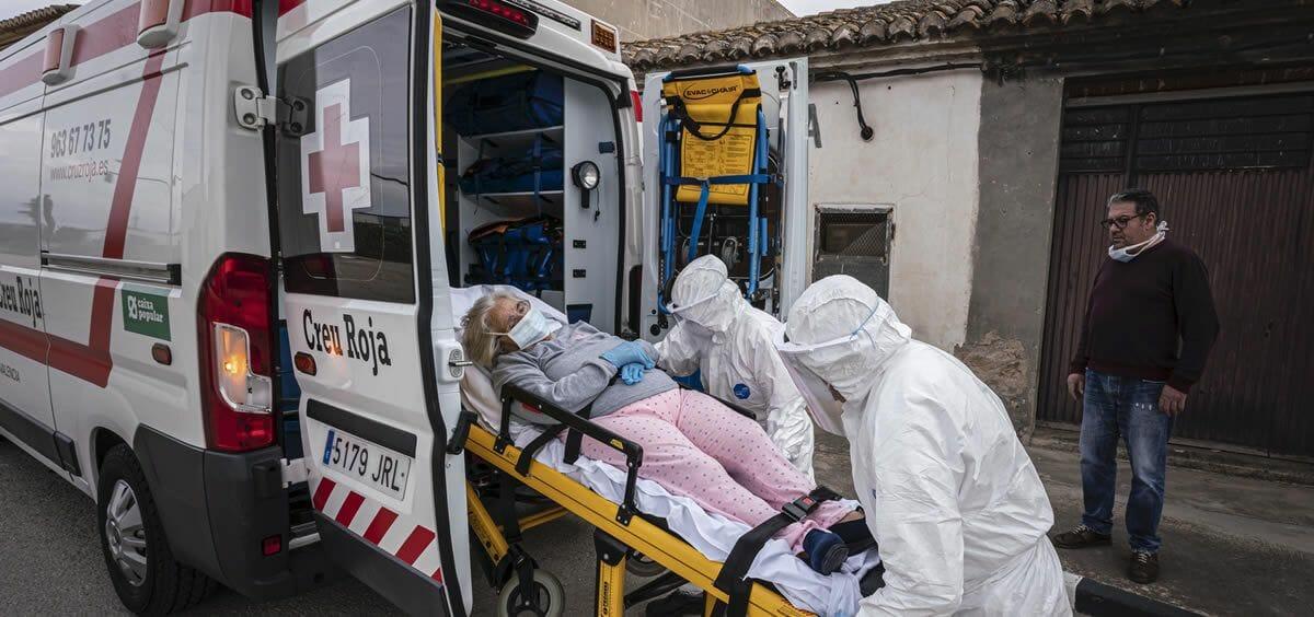 فيروس كورونا إصابات وفيات إسبانيا