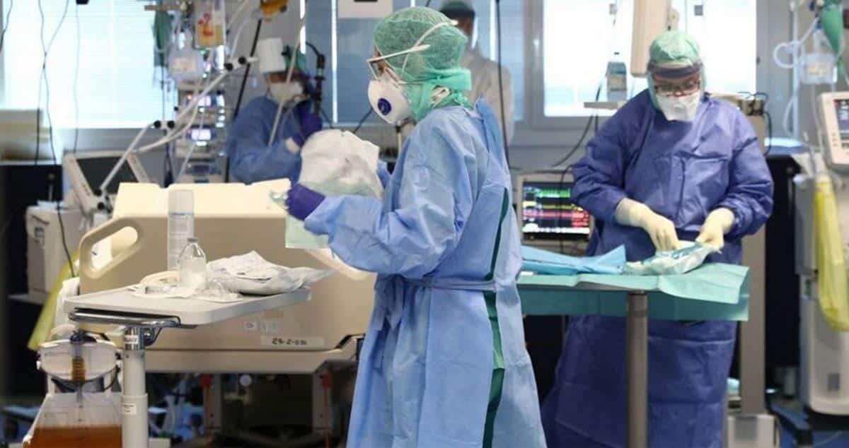فيروس كورونا في إسبانيا وفيات إصابات إصابة حالات الوفيات