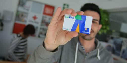 بطاقة مصرفية مدريد