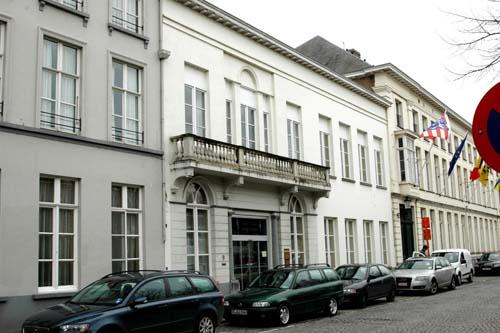 منح دراسية دراسة منحتان حكومة بالينثيا الكلية الأوروبية بلجيكا