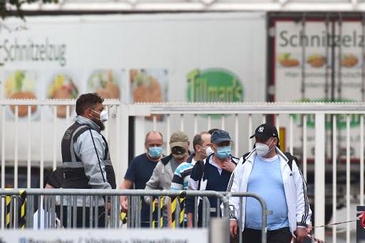 ظهور موجة جديدة فيروس كورونا إسبانيا ويسكا الوباء