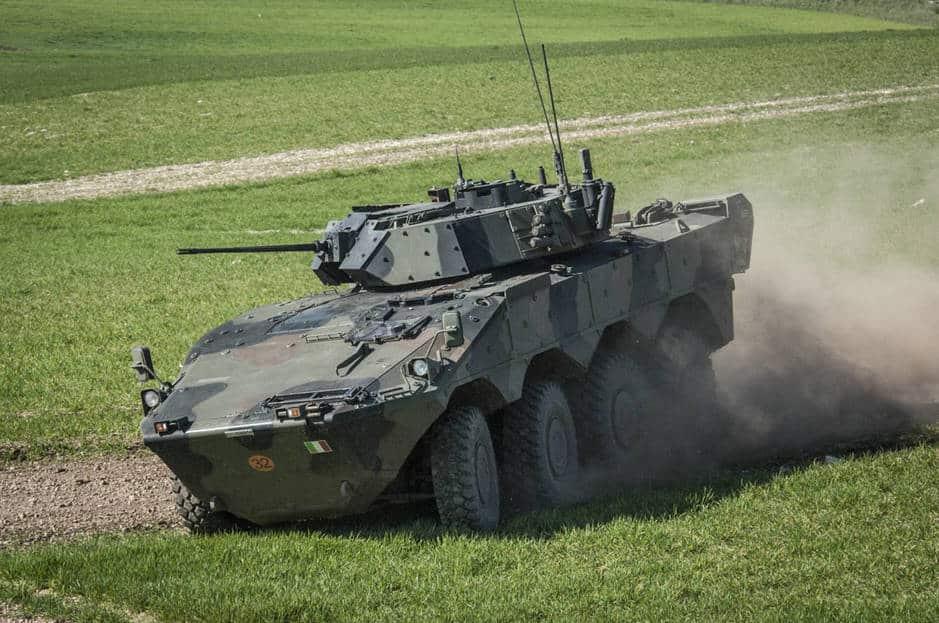 الجيش الإسباني عربة عربات