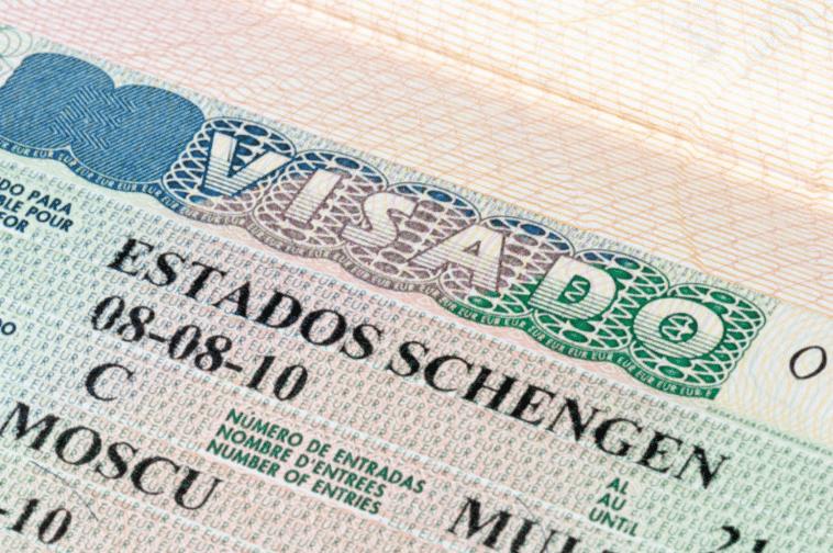 تأشيرة الاتحاد الأوروبي تأشيرات استئناف القيود المفروضة التأشيرات دخول