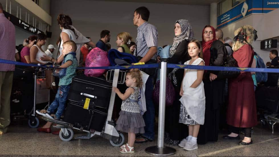 تقديم اللجوء الحماية الدولية في إسبانيا