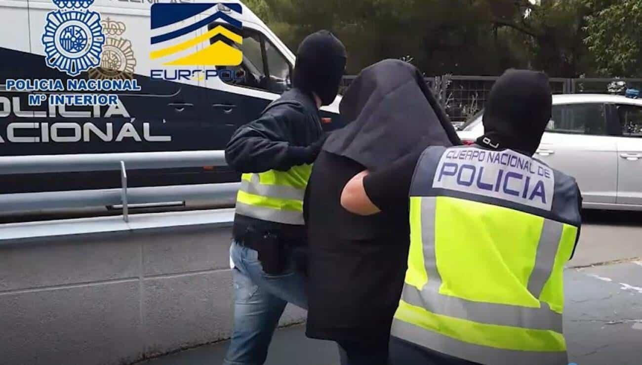 الشرطة معتقل