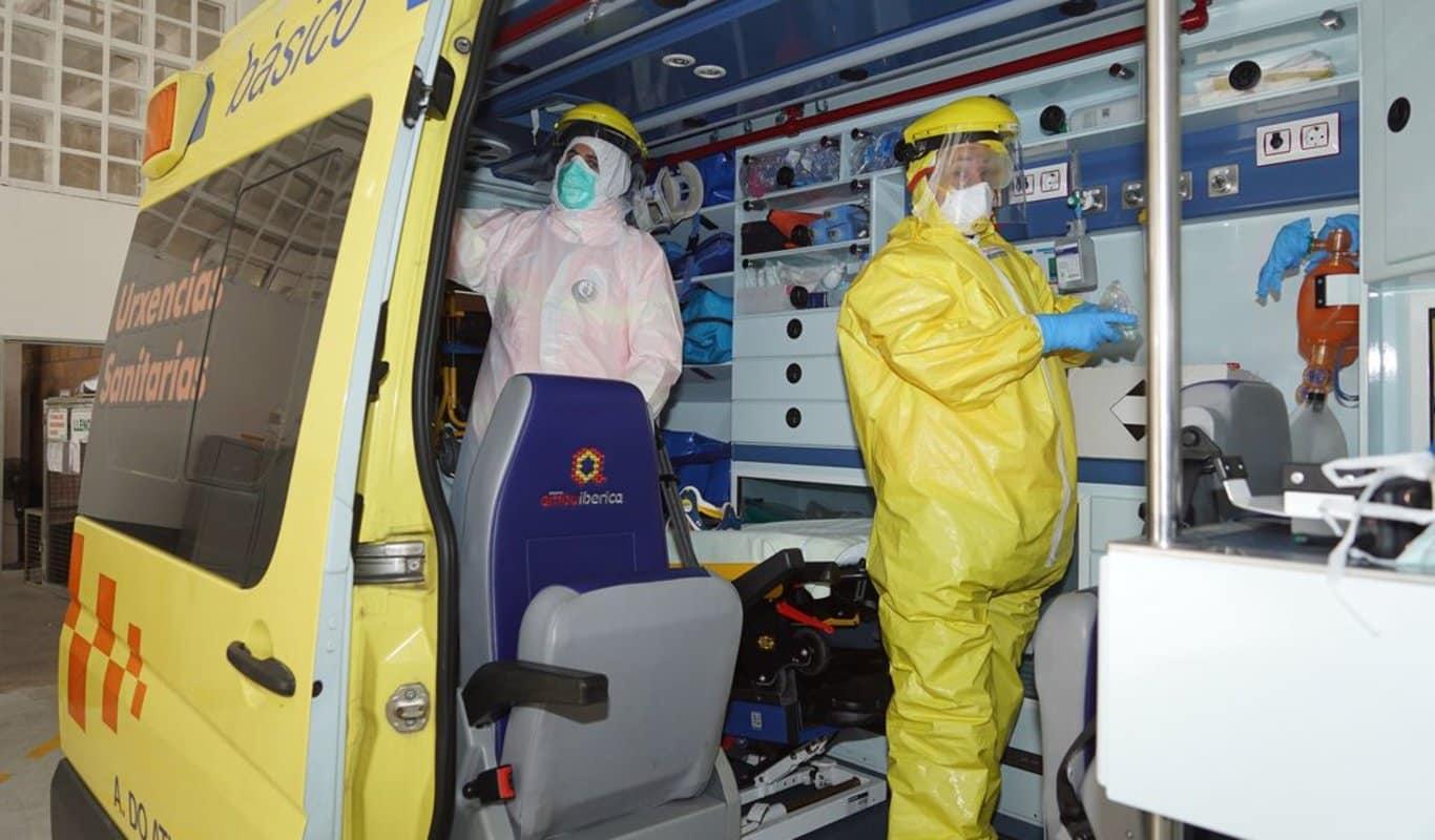 فيروس كورونا وزارة الصحة الإسبانية