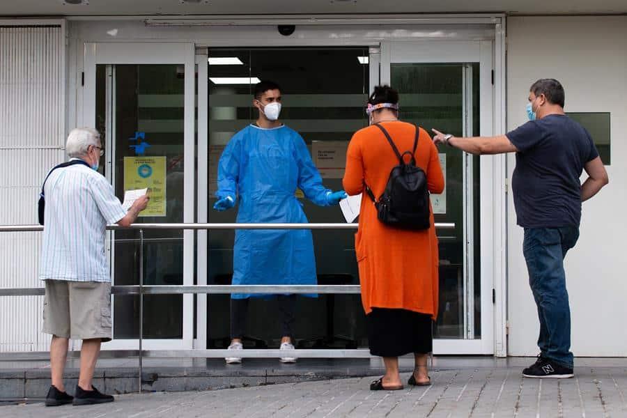 فيروس كورونا إسبانيا