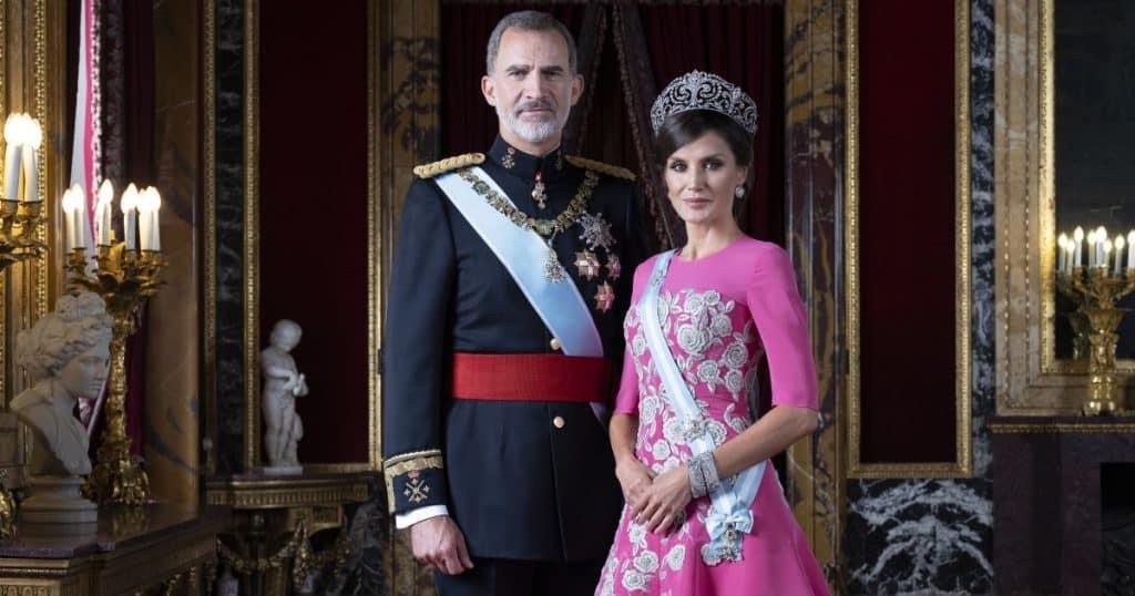 ملك إسبانيا