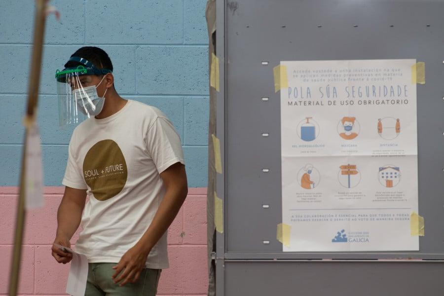 فيروس كورونا إسبانيا وزارة الصحة