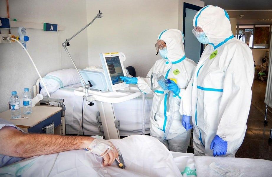 كوفيد 19 إسبانيا وزارة الصحة