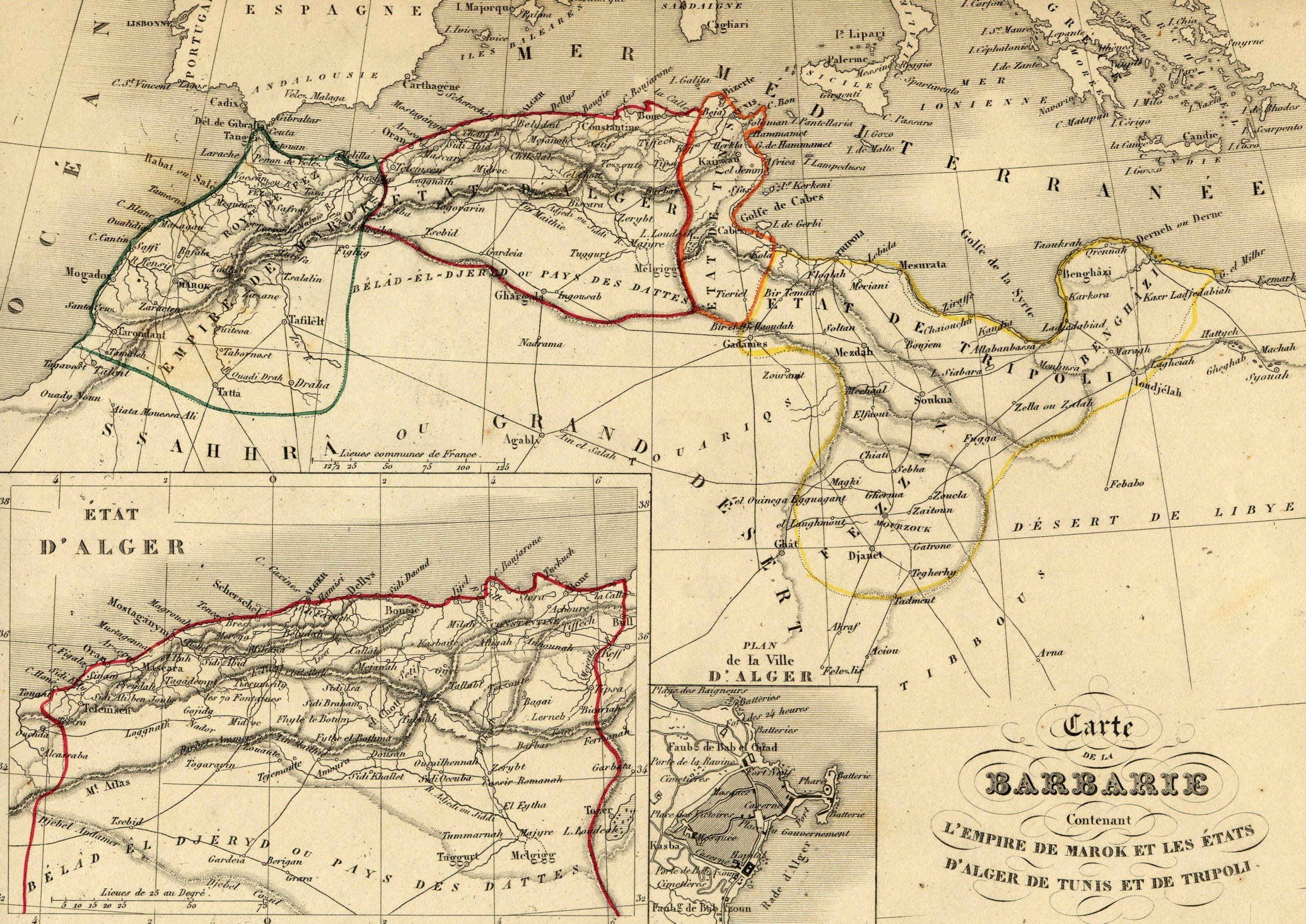 ليبيا معاهدة السلام إسبانيا