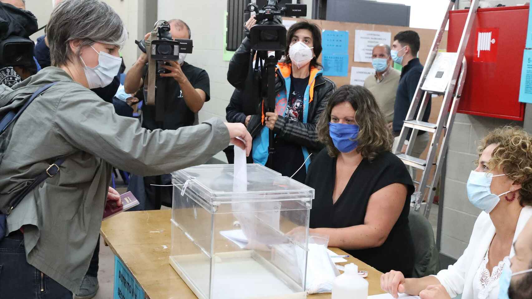 انتخابات بلاد الباسك غاليثيا