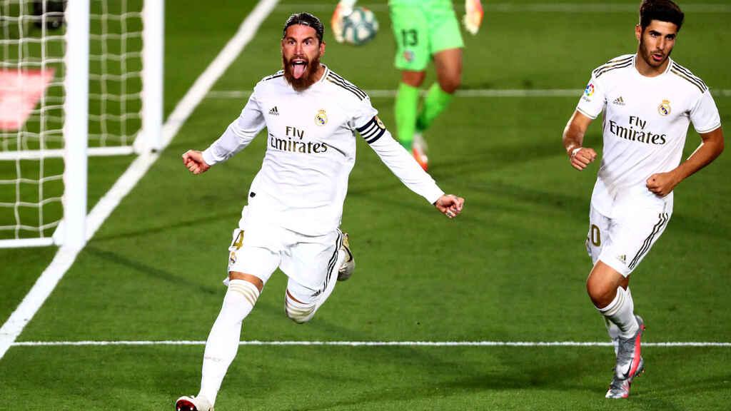 ريال مدريد خيتافي