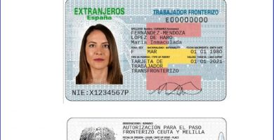 بطاقة الإقامة إسبانيا
