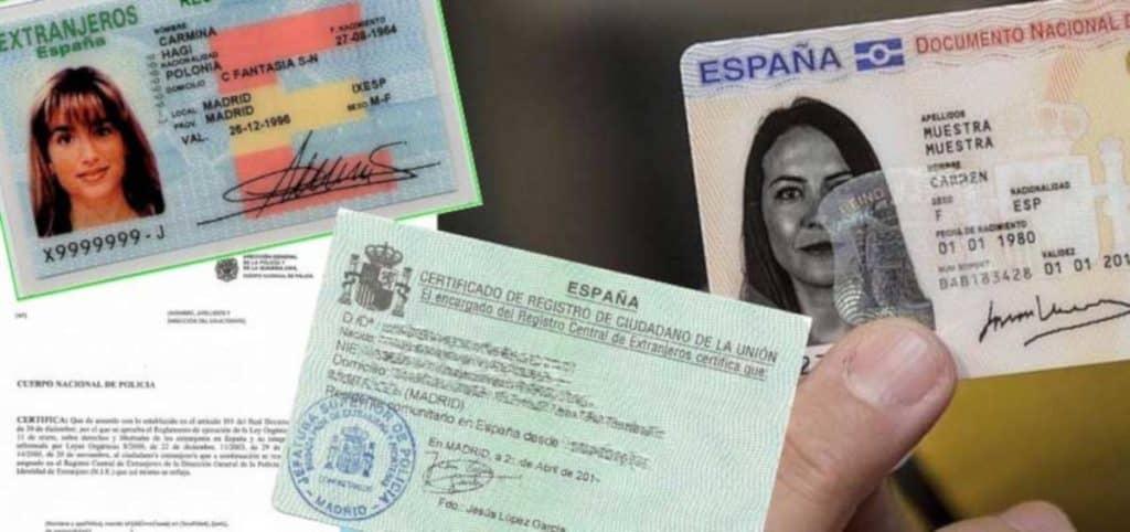 قانون الهجرة الجديد إسبانيا