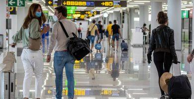 فتح الحدود الإسبانية الإجراءات