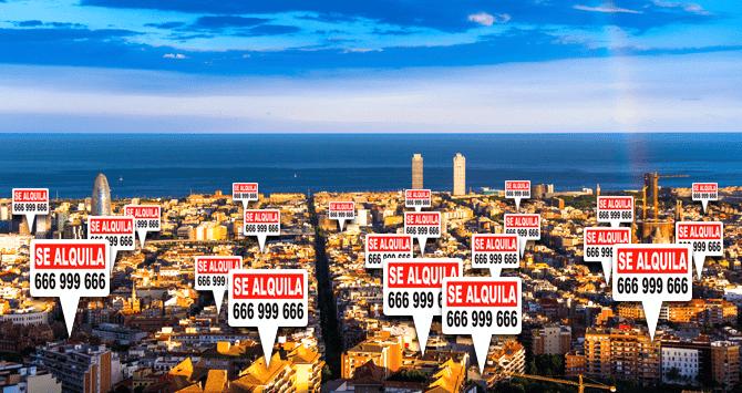 أسعار الإيجار في إسبانيا
