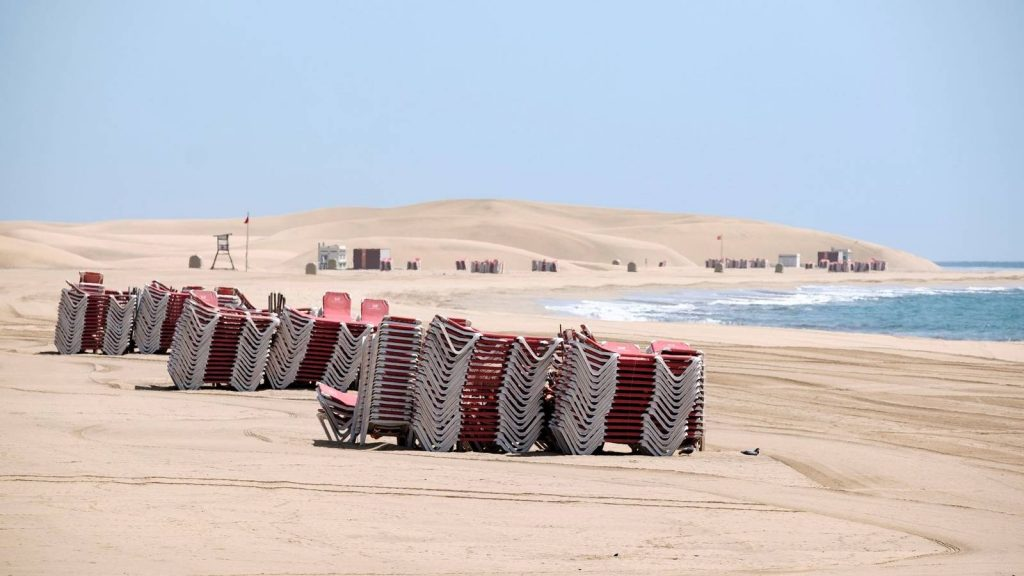 خسائر قطاع السياحة الإسباني