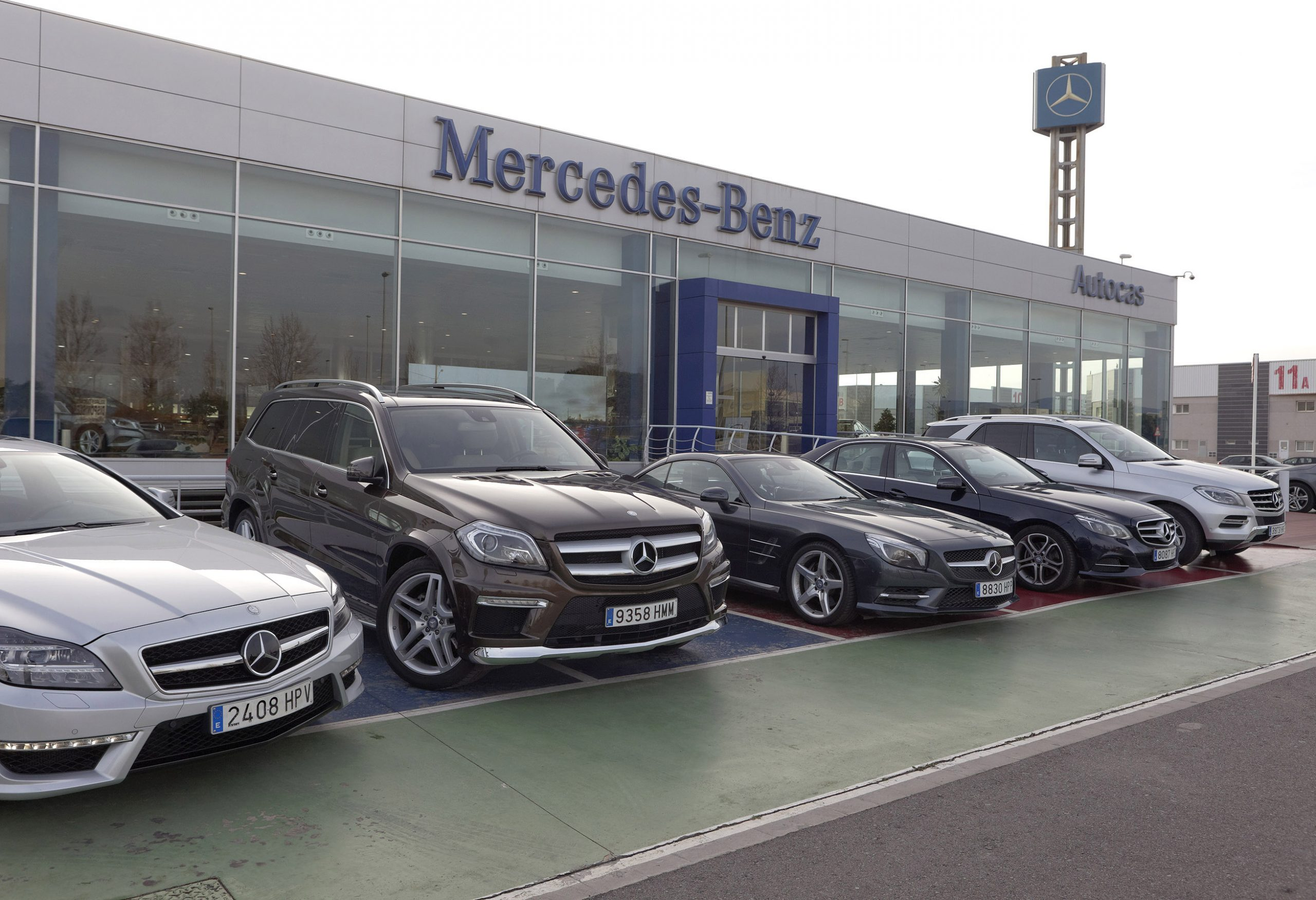 شراء سيارة جديدة إسبانيا