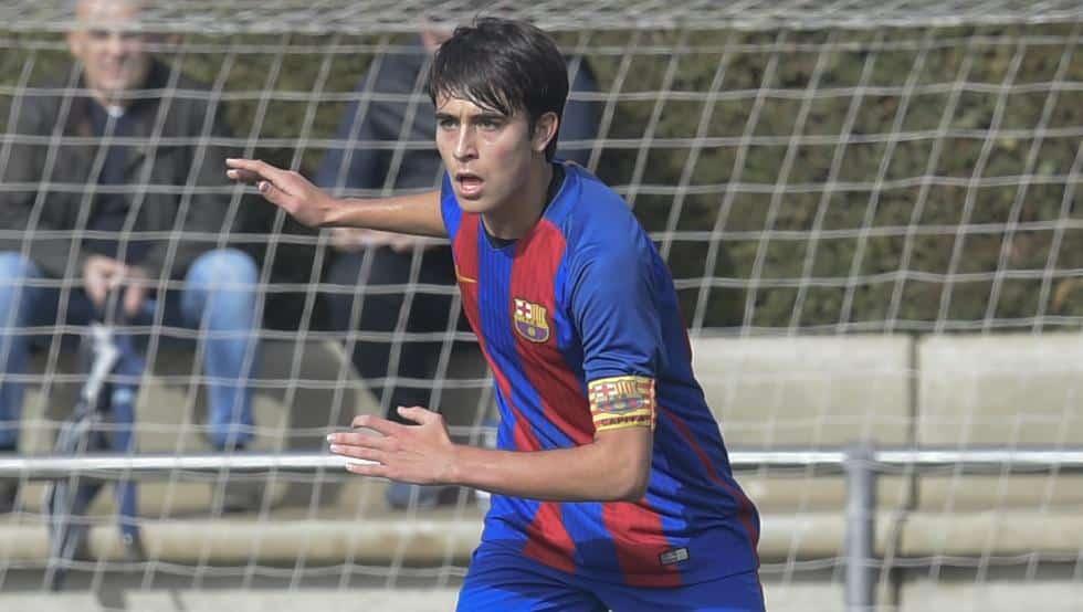 إريك جارسيا برشلونة