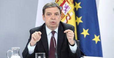 وزير الزراعة بؤر انتشار فيروس كورونا