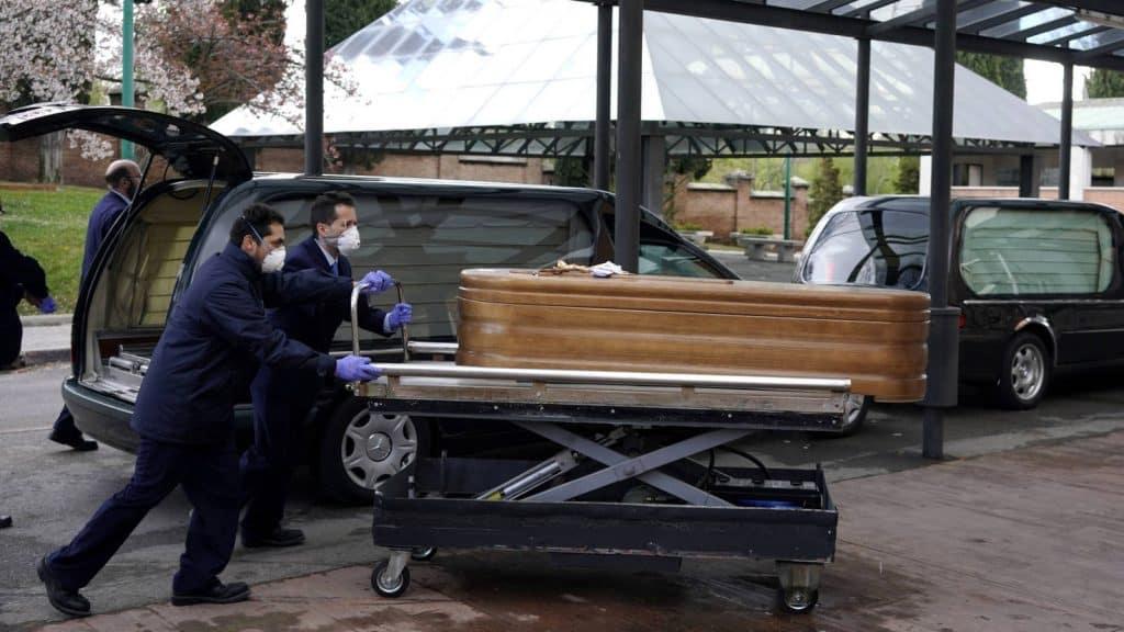 59 جثة فيروس كورونا عائلاتهم تخلت عنهم