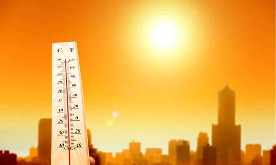 أعلى درجات الحرارة إسبانيا الولايات المتحدة