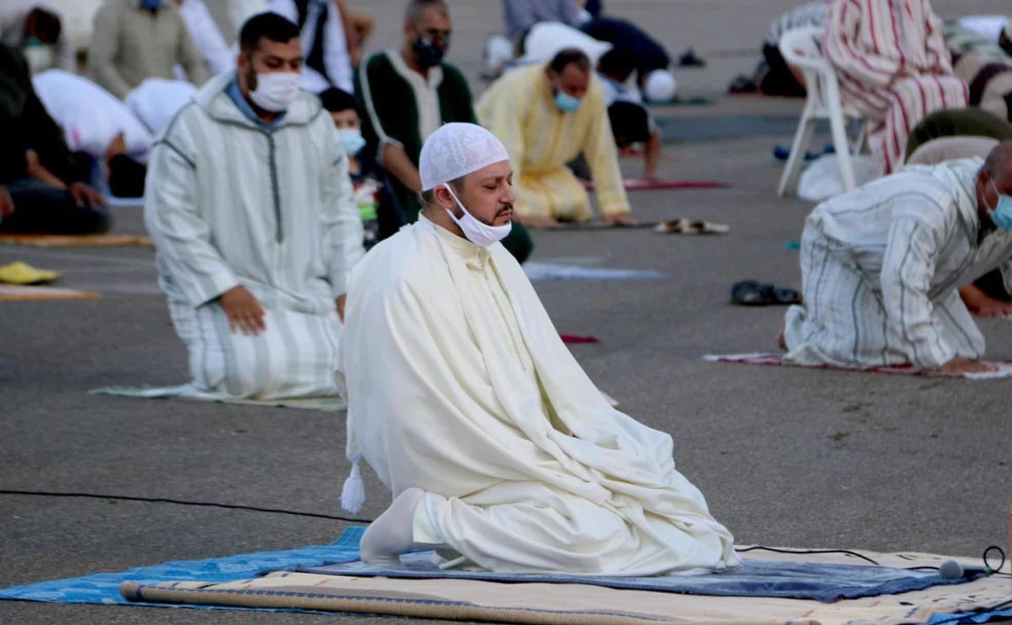 المسلمين في إسبانيا عيد الأضحى