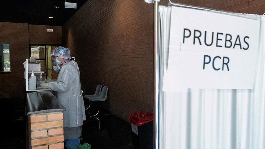 فيروس كورونا وفيات الصحة الإسبانية إصابات