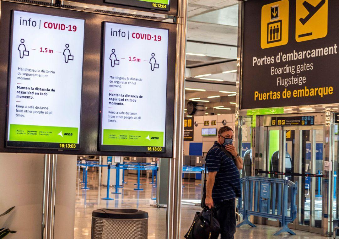 ألمانيا تصدر تحذيرا بعدم السفر إلى إسبانيا