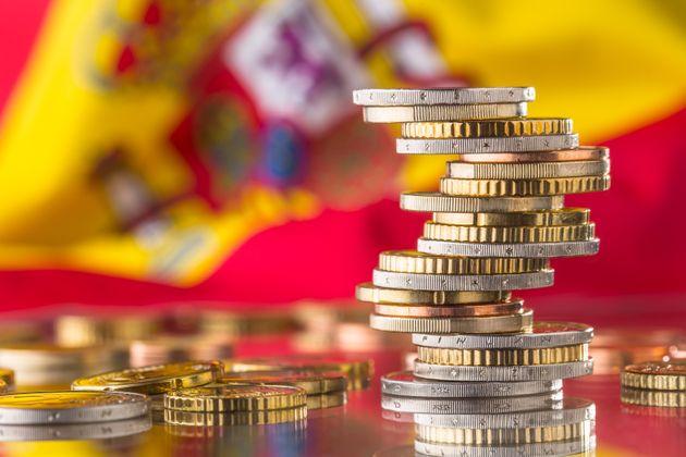 انهيار الاقتصاد الإسباني