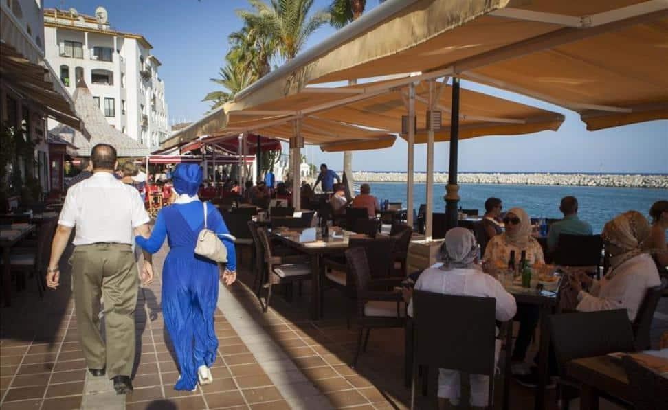 تمديد تأشيرة السياحة إسبانيا