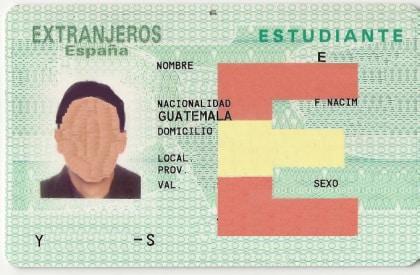 تغيير بطاقة الطالب إلى بطاقة إقامة