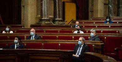 برلمان كاتالونيا يرفض الملكية