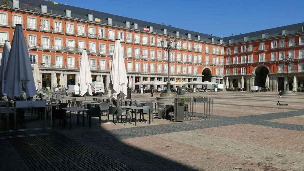 فيروس كورونا في مدريد