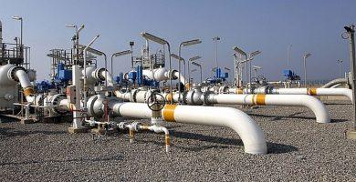 تراجع واردات إسبانيا من الغاز الطبيعي