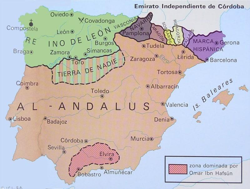الأندلس الإسلامية