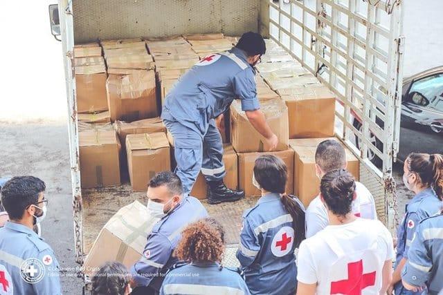 مساعدات إسبانيا لبنان