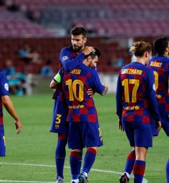 برشلونة دوري الأبطال الأوروبية