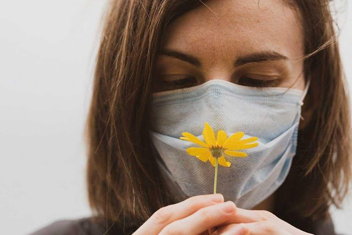 حاسة الشم فيروس كورونا