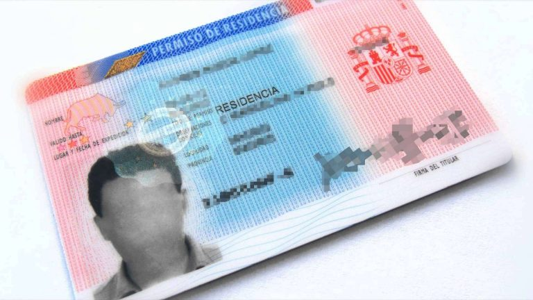 العودة إلى إسبانيا ببطاقة إقامة منتهية الصلاحية
