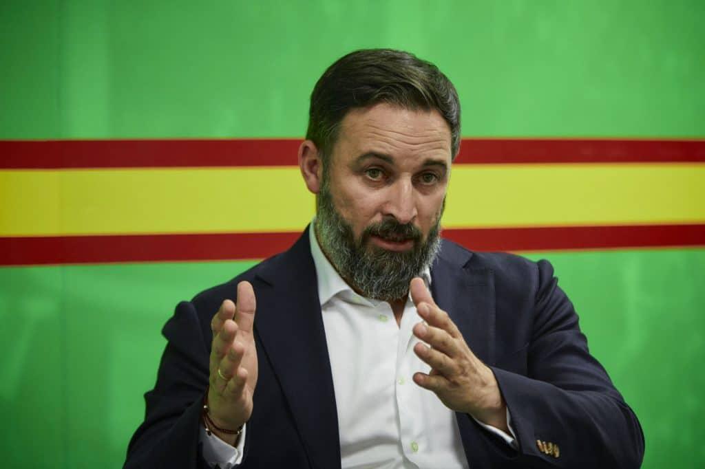 زعيم المتطرف الإسباني يرفض الهجرة