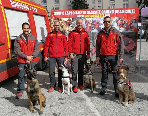 إسبانيا إرسال فرق إنقاذ وقافلة إنسانية