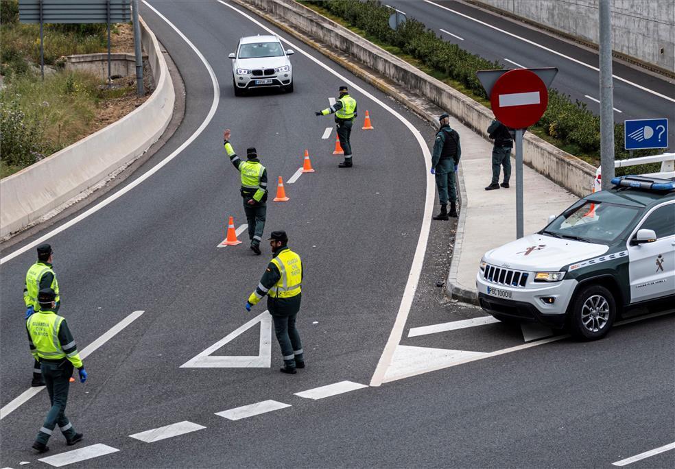 الطوارئ إسبانيا