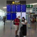 القيود المفروضة على المسافرين القدمين من إسبانيا