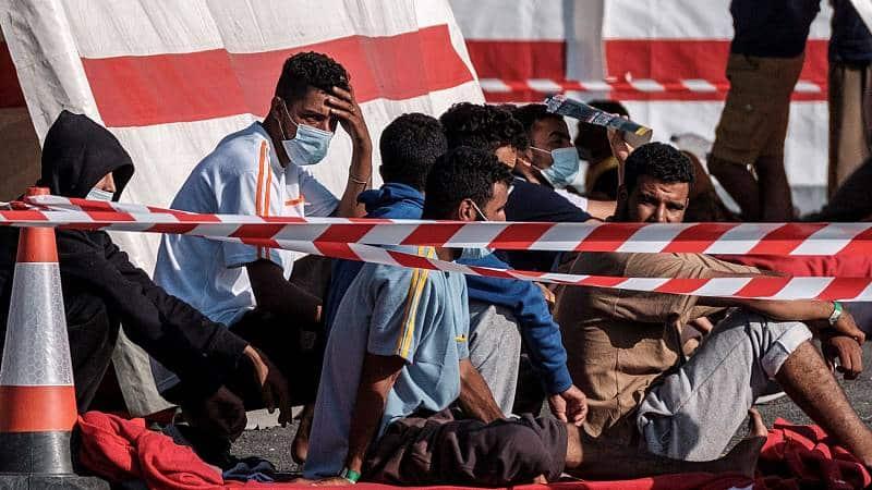 ألميريا الهجرة