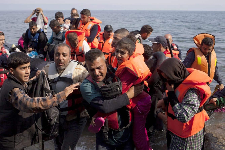 اللجوء في أوروبا
