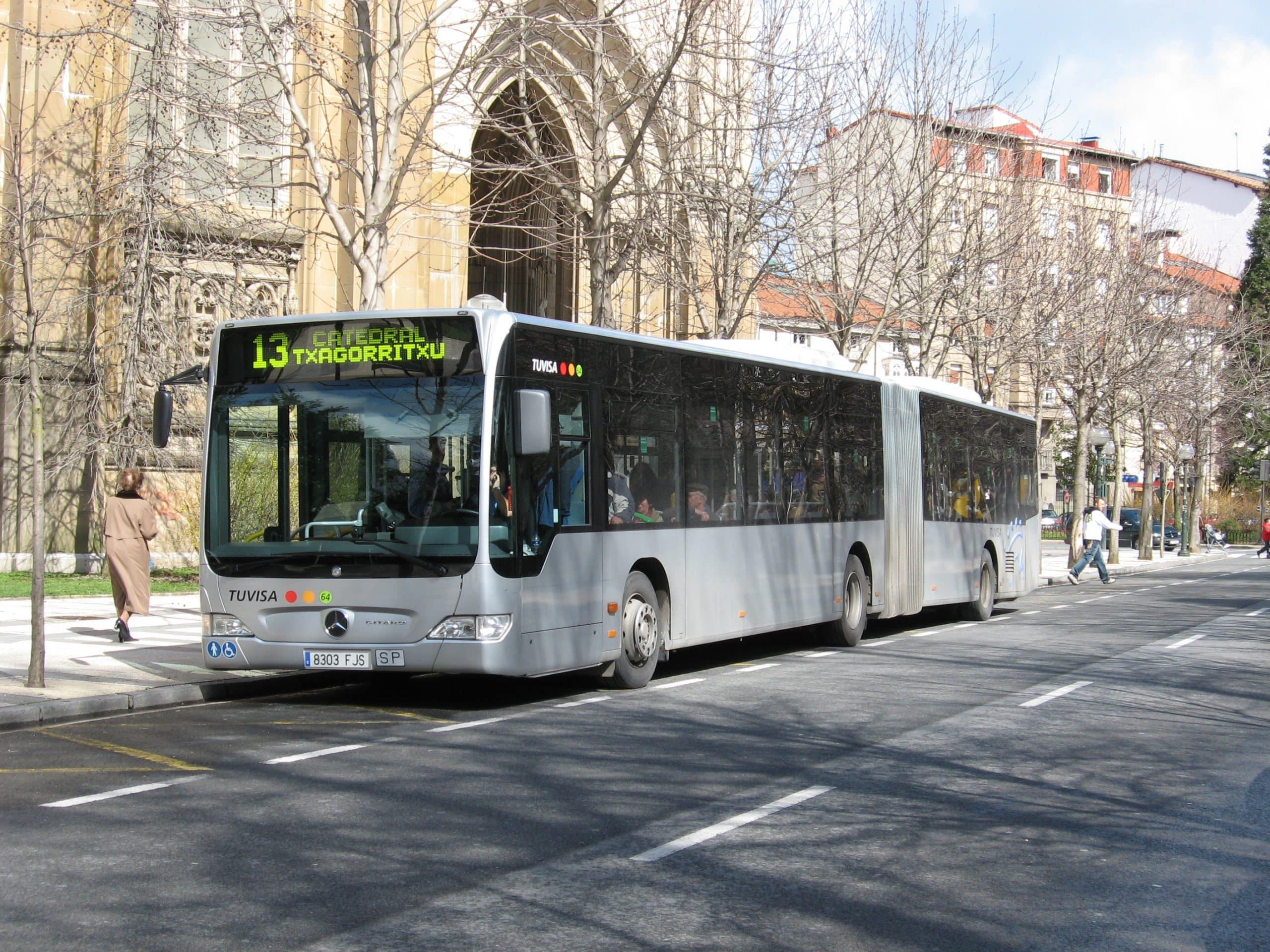 حافلة حضرية