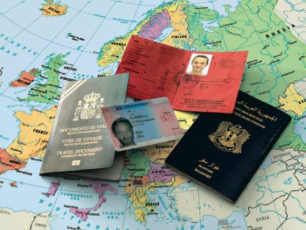 طلب اللجوء في أوروبا